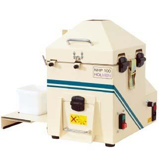 Holmen NHP100 portable pellet durability tester