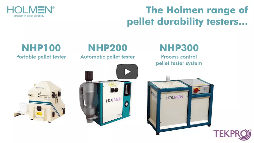 Introducing Holmen and Why Pellet Durability is Important