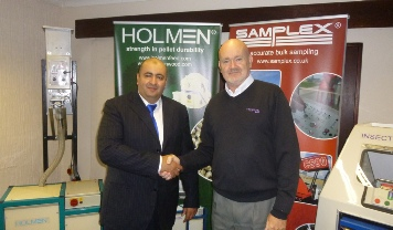 Nutrivet Misr become Holmen distributors in Egypt
