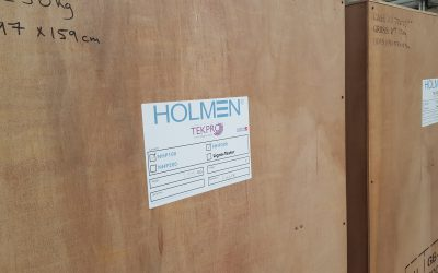 Holmen News: 2 More NHP300 Inline Testers head for EMEA region…