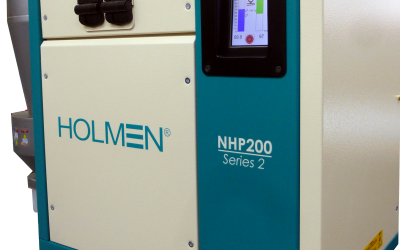 VIDEO: The Holmen NHP200 Series 2 Pellet Durability Tester – Made in Britain by TEKPRO